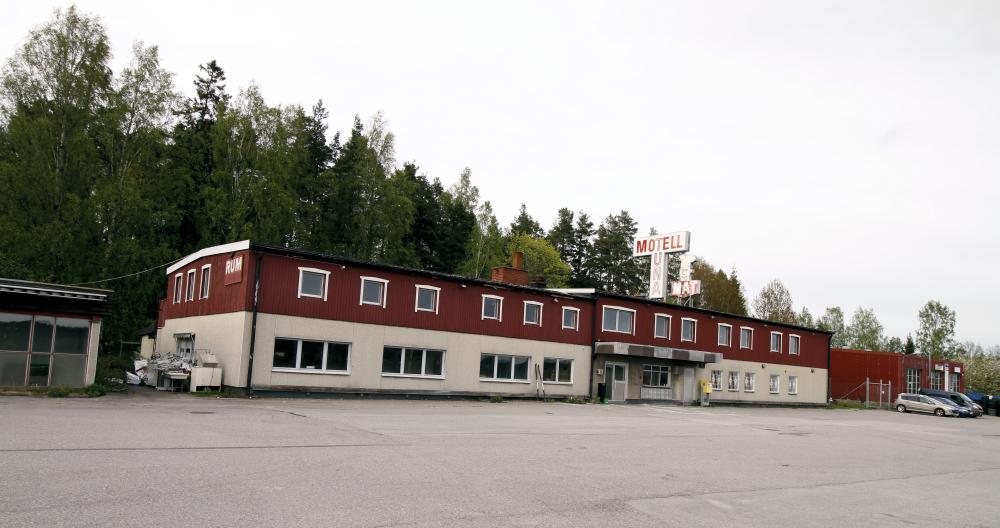 Rastplatsen i Svalsta och Tuna Motell