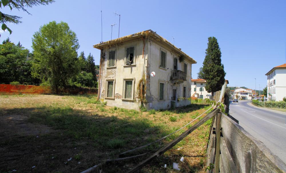 Drömhuset i Toscana