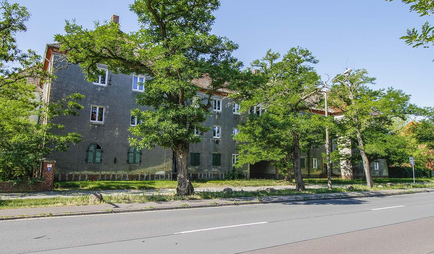 Flerfamiljshus Wittenberg