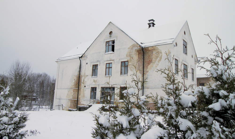 Mentalsjukhuset