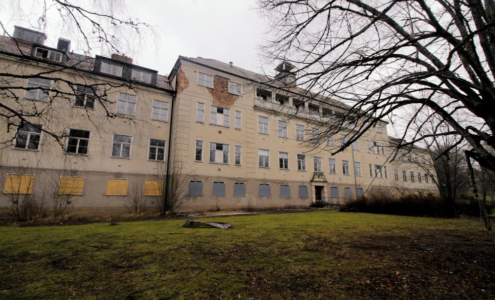 Sanatoriet Älvsborg