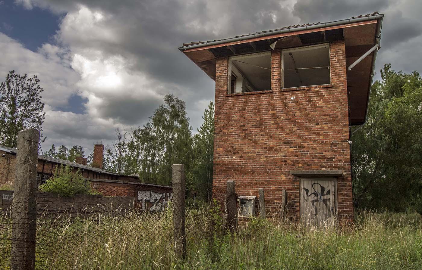 Bangård i Neustrelitz