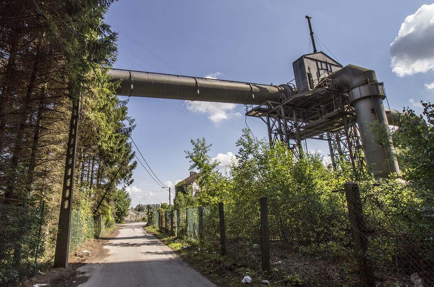 Kolgraftverk Charleroi