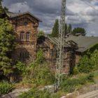 Lokstall Neubrandenburg