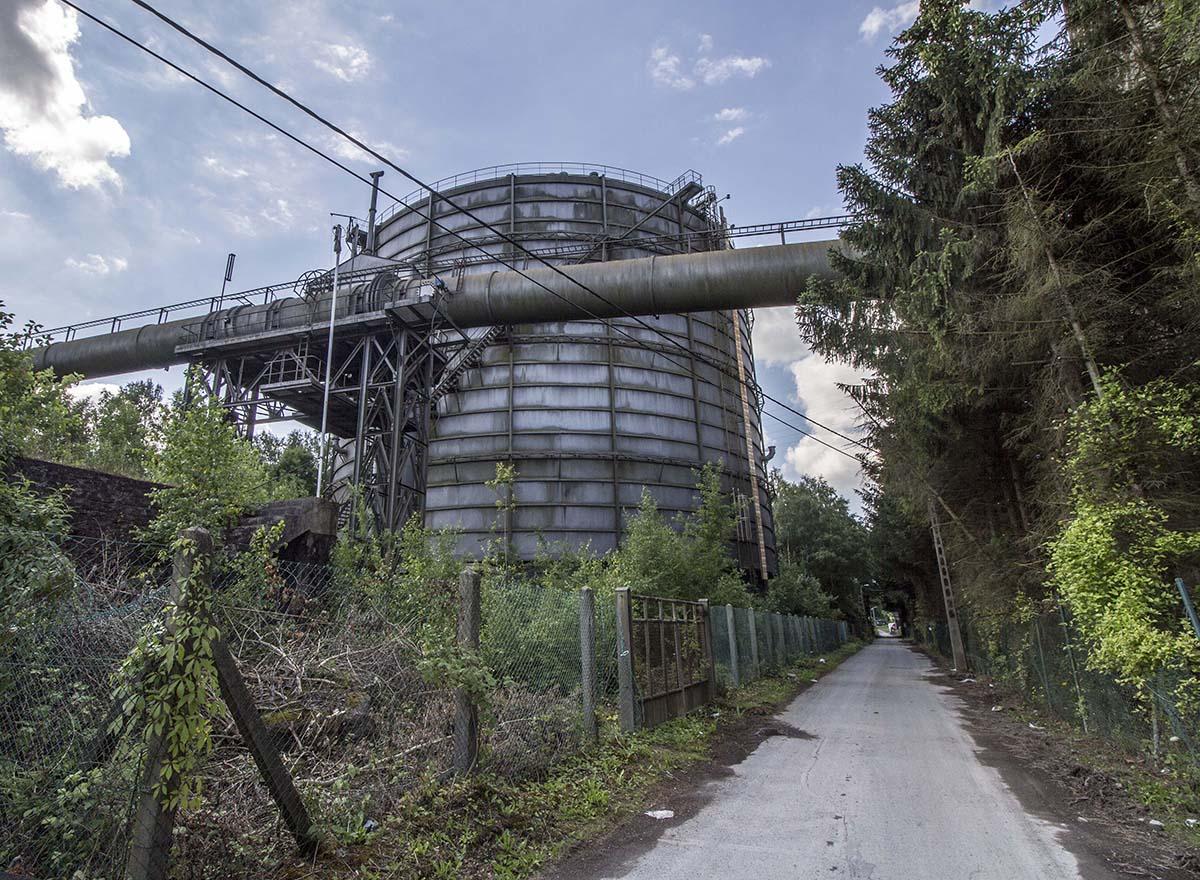 Kolkraftverk i Charleroi