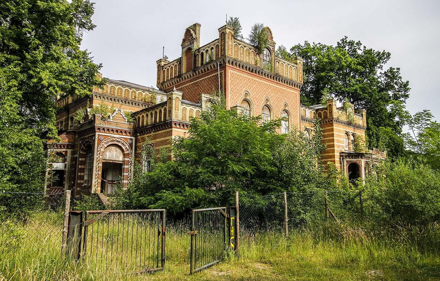 Schloss Gentzrode