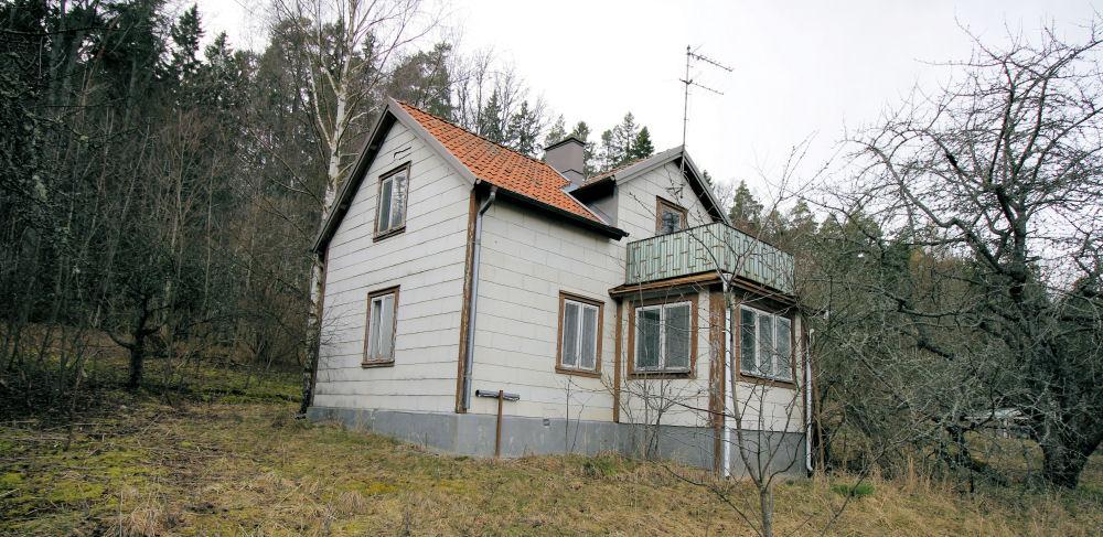 Ödehus vid Omberg