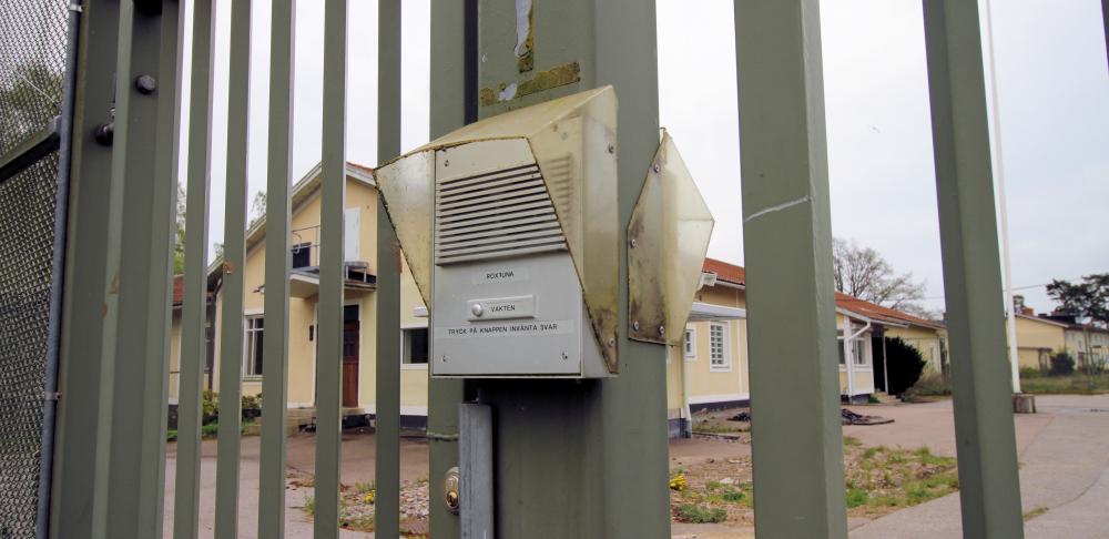 Roxtunaanstalten - Anstalten Roxtuna