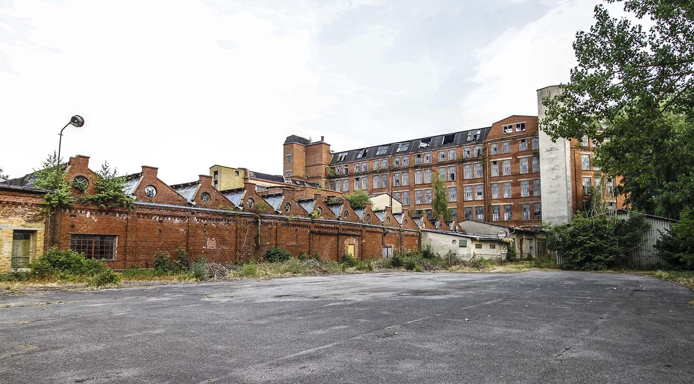 Textilfabriken i Wittstock