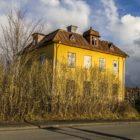 Huset vid järnvägen