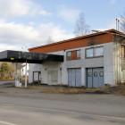 Bensinstationen i Östansjö