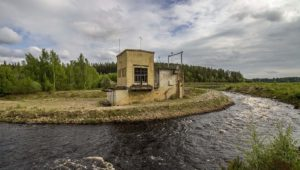 Hästberga vattenkraftverk