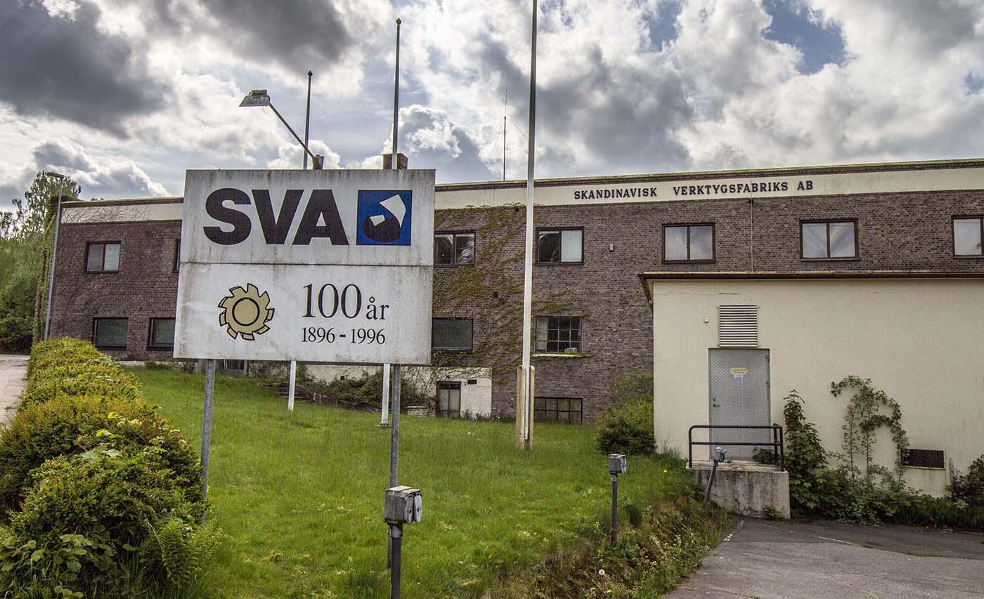 Skandinavisk Verktygsfabriks AB