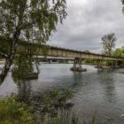 Järnvägsbro i Motala