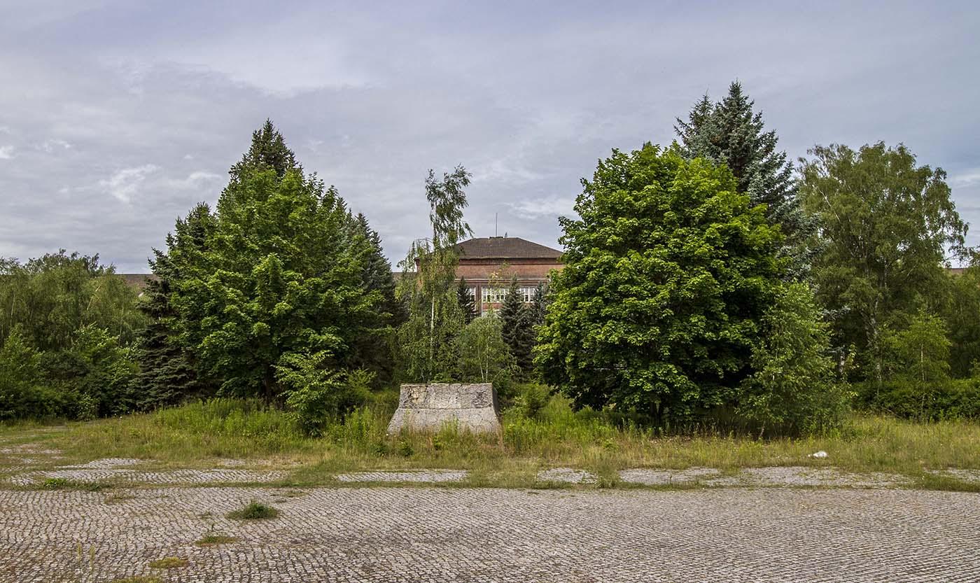 Panzerkaserne Bernau
